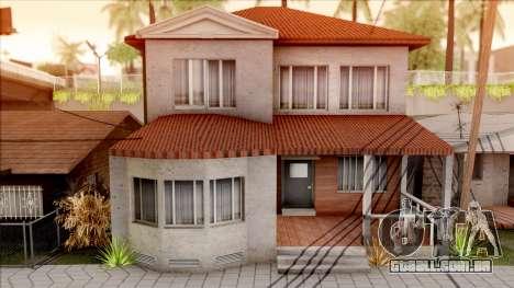 New Grove Houses para GTA San Andreas