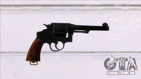 Screaming Steel SW M1917 para GTA San Andreas