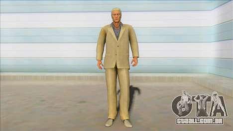 Yakzua (Ryuji no coat) para GTA San Andreas