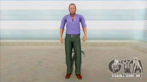 Yakzua (Tustomu) para GTA San Andreas