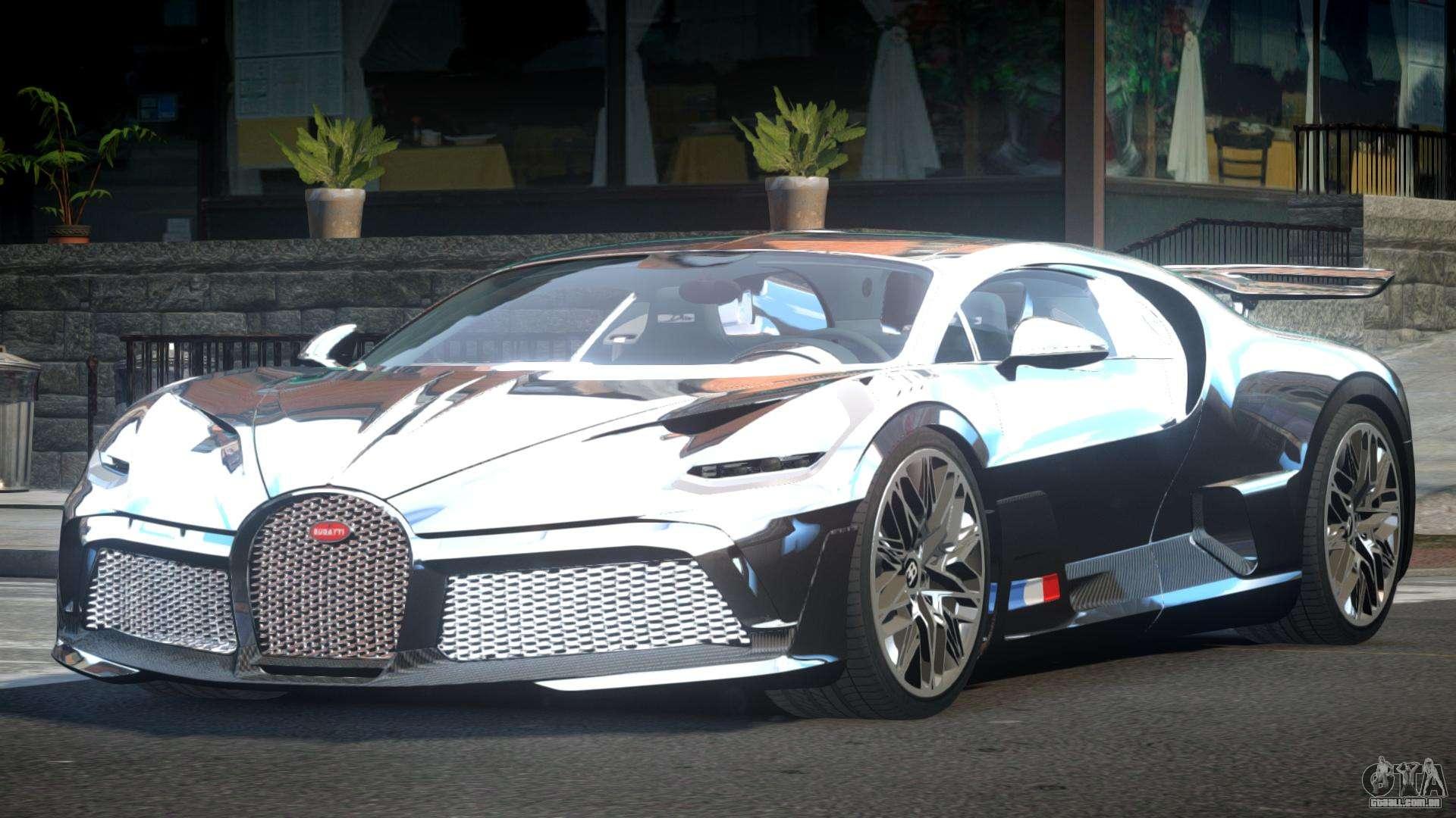Bugatti Divo Gs Para Gta 4