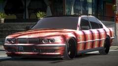 1999 BMW 760Li E38 Drift PJ6 para GTA 4