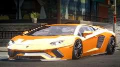 Lamborghini Aventador BS para GTA 4