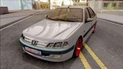 Peugeot Pars Toyo Tires para GTA San Andreas