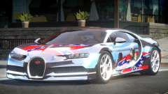 Bugatti Chiron GS L9 para GTA 4