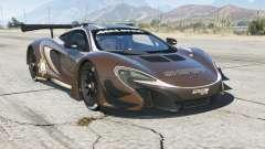 McLaren 650S GT3 Pursuit Editioᵰ para GTA 5