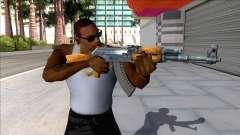 CSGO AK-47 L4D2 Skin para GTA San Andreas