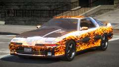 Toyota Supra GS L2 para GTA 4