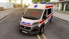 Fiat Ducato 2020 Serbian Ambulance