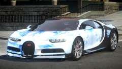 Bugatti Chiron ES L2 para GTA 4