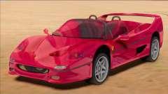 Ferrari F50 Spider 1995 [RHA]
