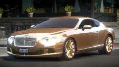 Bentley Continental GT Drift