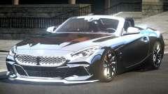 BMW Z4 GS Drift para GTA 4