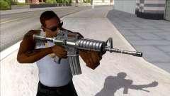 M4A1 Assault Rifle Default para GTA San Andreas