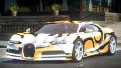 Bugatti Chiron GS L10 para GTA 4