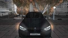 BMW M4 BRUSHDM4 para GTA San Andreas