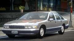 1993 Chevrolet Caprice R4 para GTA 4