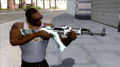 CSGO AK-47 Vulcan para GTA San Andreas