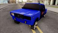 Vaz 2107 Bakines Estilo BySam1K para GTA San Andreas