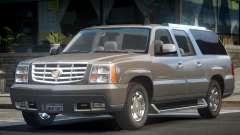 Cadillac Escalade TR V1.1