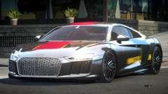 Audi R8 SP Racing L5 para GTA 4