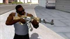 CSGO AK-47 Wasteland Rebel para GTA San Andreas