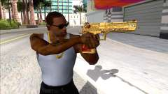 Desert Eagle Blue Estate The Game para GTA San Andreas