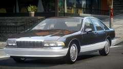 1993 Chevrolet Caprice R3
