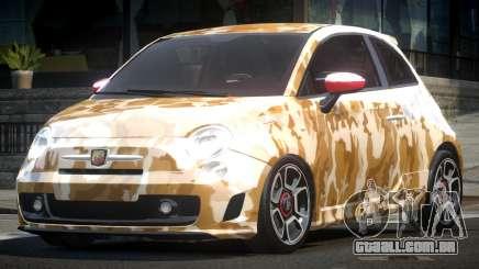 Fiat Abarth Drift L10 para GTA 4
