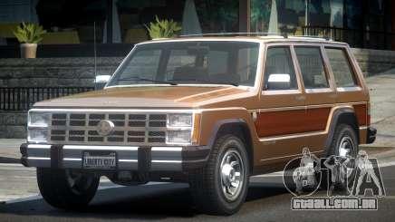 Canis Seminole Frontier L3 para GTA 4