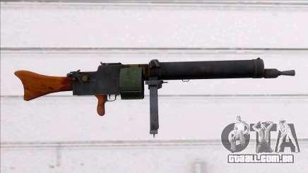 Screaming Steel MG 08-15 para GTA San Andreas