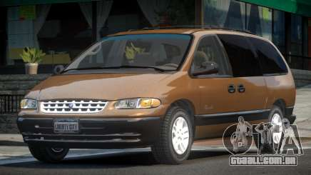 1998 Plymouth Grand Voyager para GTA 4