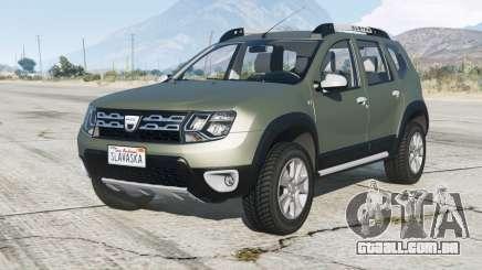 Dacia Duster 2013 para GTA 5