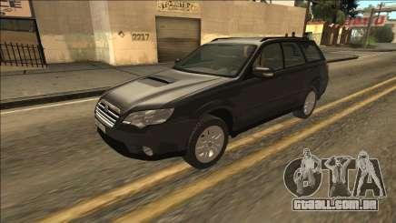 2008 Subaru Outback para GTA San Andreas
