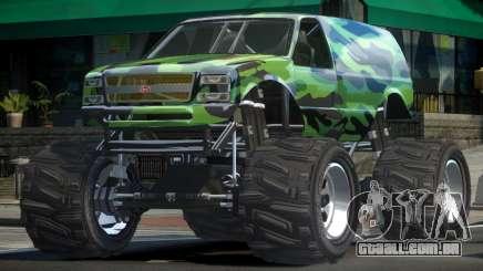 Vapid Liberator Custom L8 para GTA 4