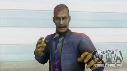 Zombies From RE Outbreak And Chronicles V4 para GTA San Andreas