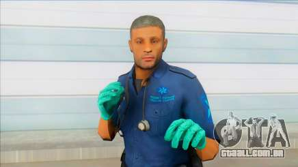 Paramedics From GTA V (laemt1) para GTA San Andreas