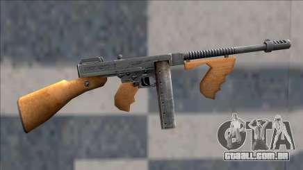 PUBG Thompson M1928 para GTA San Andreas