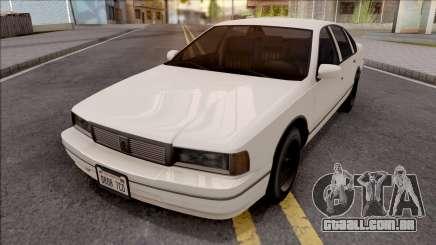 Chevrolet Caprice 1996 Premier Classic Style para GTA San Andreas