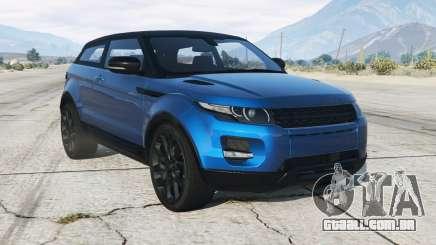 Range Rover Evoque 201Ձ para GTA 5