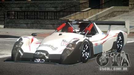 Radical SR3 Racing PJ6 para GTA 4