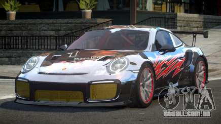 Porsche 911 GT2 RS Sport L9 para GTA 4