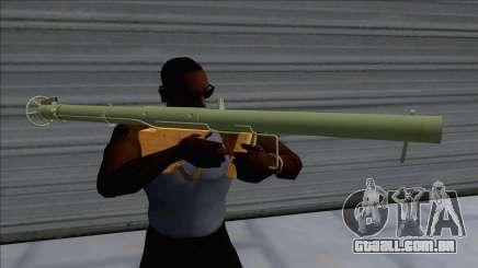 Rising Storm 1 M1A1 Bazooka para GTA San Andreas