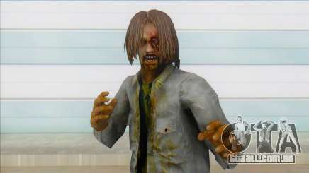 Zombies From RE Outbreak And Chronicles V2 para GTA San Andreas