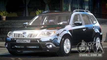 Subaru Forester XT para GTA 4