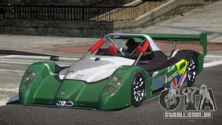 Radical SR3 Racing PJ2 para GTA 4