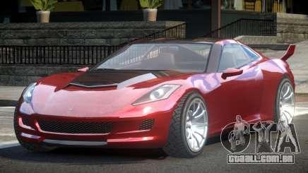 GTA V Invetero Coquette Remixed para GTA 4
