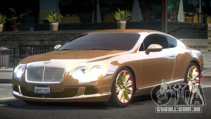 Bentley Continental GT Drift para GTA 4