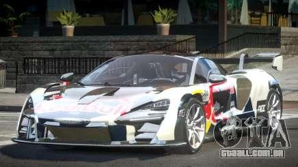 McLaren Senna R-Tuned L7 para GTA 4