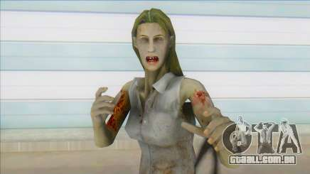 Zombies From RE Outbreak And Chronicles V15 para GTA San Andreas